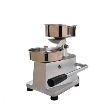 Sausage Stuffer Burger Patty Former Automatic Hamburger Press Machine