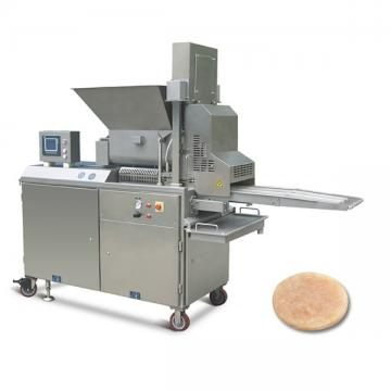 Automatic Adjustable Hamburger Patty Meat Maker Burger Patties Forming Machine