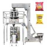 Automatic Weighing Power Packing Machine / Quantitative Power Bagging Equipment